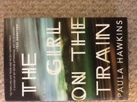 The Girl on the Train- On Bestseller list