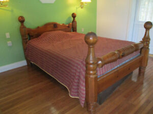 Beautiful Double Bed