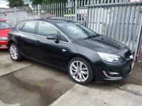 2013 Vauxhall Astra 1.6i 16V SRi 5dr HATCHBACK Petrol Manual