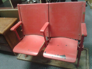 Windsor Arena & Detroit Olympia Seats at The Meetinghouse!