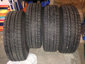 Winter Tires and Rims - 2013 Hyundai Tuscon or similar