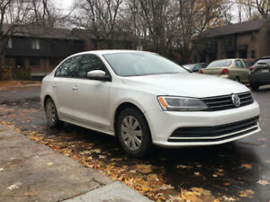 2016 Volkswagen Jetta Trembline plus
