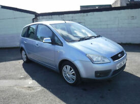 Ford Focus C-MAX 2.0 auto 2006MY Ghia VERY RARE AUTOMATIC