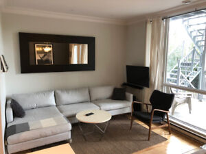 Condo luxueux meublé / Luxury furnished condo - Plateau