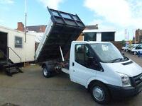 Ford Transit 2.4TDCi Duratorq ( 100PS ) 350M ( DRW ) 2009.25MY 350 MWB
