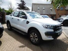 2017 67 Reg Ford Ranger 3.2 WildTrak AUTO ( NO VAT )