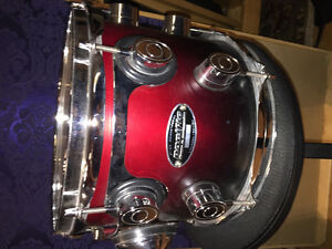 Like New PDP Pacific FS Series with complete drum cases