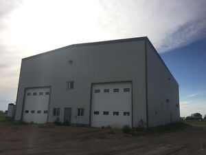 FOR SALE OR LEASE - TILLEY, Alberta