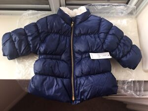 NWT Old Navy frost free jacket coat baby 3-6M