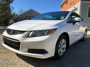 2012 Honda Civic LX Coupe - Lady Driven From New! - $52/Wk