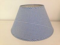 Little white company lampshade