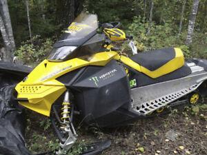 600 E-Tec MXZ Adrenaline