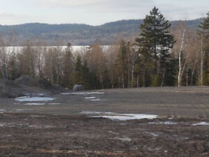 2 Acre Building Lot Lake Utopia NB