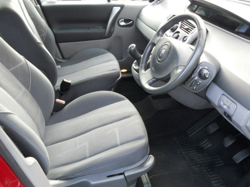Renault Scenic 2005 Interior 2005 Renault Megane Scenic 1 6