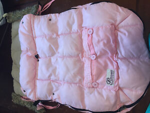 Pudding car seat cover