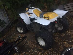 Looking for free non working atv will take it out