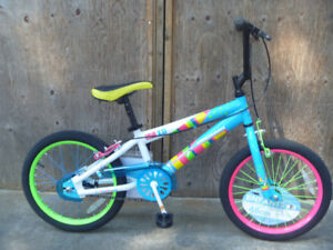 Littlemissmatched kids bmx 18""