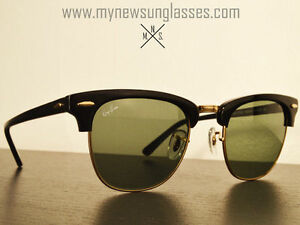 Lunette de soleil Rayban - Clubmaster - RB 3016