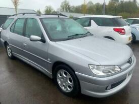 image for 2000 Peugeot 306 2.0 HDi 90 Meridian Est [AC] ESTATE Diesel Manual