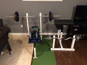 Great Home Gym Set