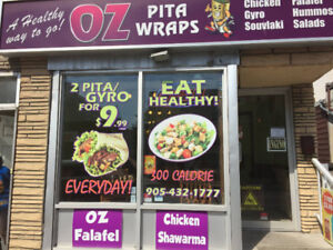 Busy Restaurant For SALE !!