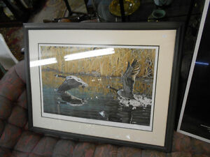 Ducks Unlimited Limited Edition Print
