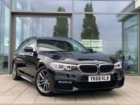 2019 BMW 5 SERIES DIESEL TOURING 520d M Sport 5dr Auto Estate Diesel Automatic