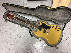 Epiphone G-400 Special TV Yellow