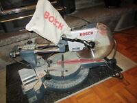 BOSCH 3915 MITER SAW FOR SALE