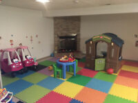 1 Full time  Childcare spot available (Westwood & St.James)
