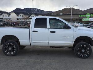 2004 Dodge Power Ram 1500 Laramie Pickup Truck