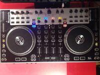 Numark N4 dj midi controller