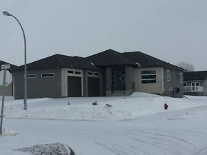 Custom built 2014 bungalow by Maric Homes for sale by owner