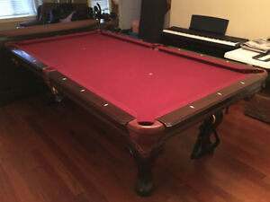 Cambridge 4'x8' Pool Table