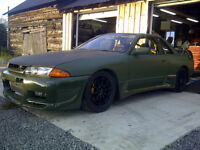 1989 Nissan Skyline GTR PRICE REDUCED 500 A DAY UNTIL IT SELLS