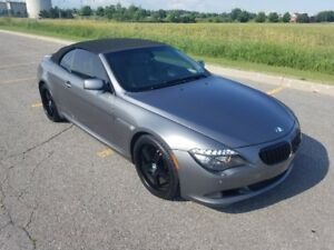 2009 BMW 6-Series 650 Convertible *** LOW KM *** 100% APPROVED