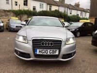 Audi A6 Saloon 2.0 TDI Le Mans Multitronic 4dr£9795 one owner