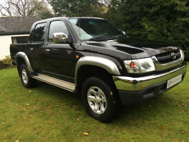 ICONIC TOYOTA HILUX 2.5D-4D DOUBLE CAB 270 VX PICKUP UNBELIEVABLE MILEAGE