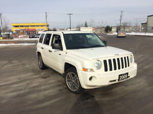 2009 Jeep Patriot , 4X4,  Automatic , 3 Year warranty available