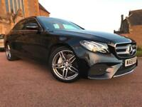*STUNNING*2016(66)MERCEDES E220 AMG LINE DIESEL WITH ONLY 9,000 MILES*