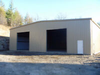 Canadian Steel Buildings in Barrie