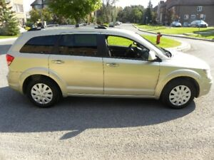 2010 Dodge Journey RT E-Test & Safety, SUV, Crossover