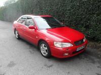 Honda Accord 2.0i ( sr ) ( c/c ) ( 147ps ) VTEC SE Executive Red