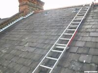 Roofing roofer guttering gutter cleaning / Roughcasting services