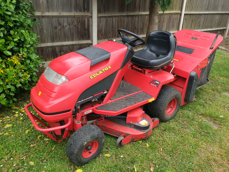 Countax C600he Ride On Lawnmower Lawn Mower In Beccles