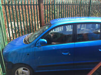 Hyundai Amica 1.1 auto CDX BREAKING ONLY ALL PARTS AVAILABLE