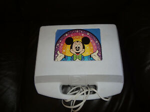Micky mouse turntabel