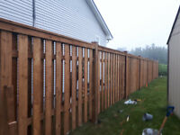 Do you need a fence installed? Give us a call!!