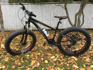 Fat Bike Snap On Medium