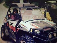 2011 POLARIS RZR 800 EFI